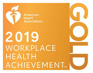 Bowman Receives Gold Recognition from the American Heart Association